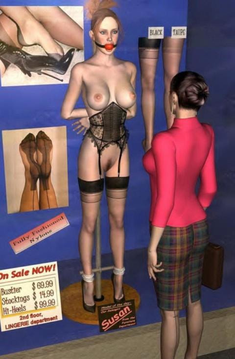 Pantyhose sex carla brown boots