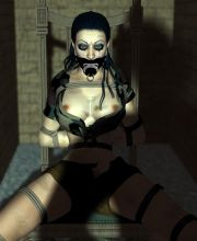 bdsm female prison farm