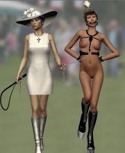 girl spanking paddle