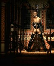 tied up women