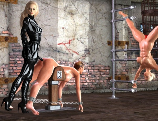 bdsm hard tumbs