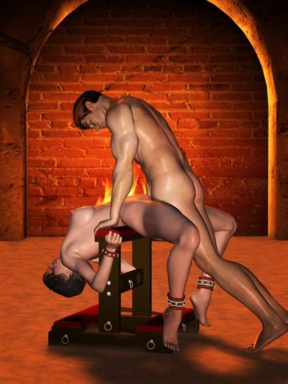 Erotic kissing women