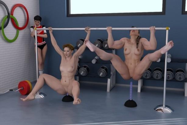 видео порно спортсменов