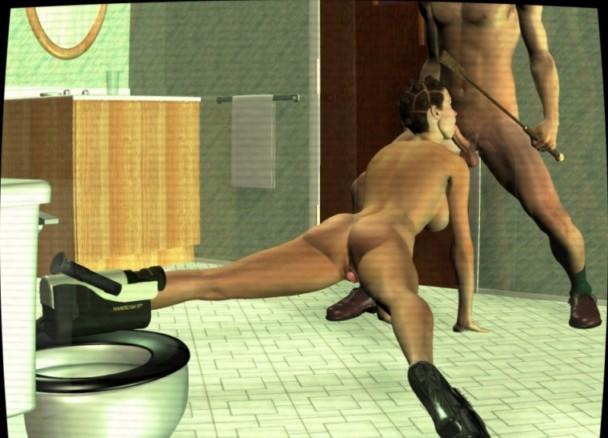 naked girls in the toilets