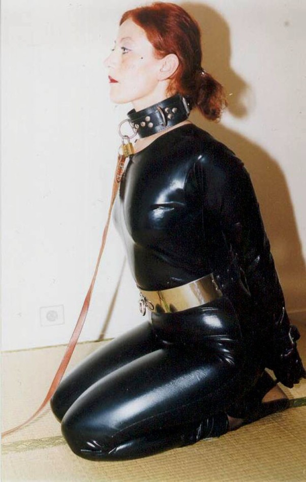 Honor blackman bondage