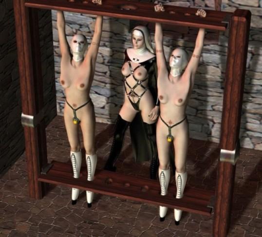 Sexy female nude scenes